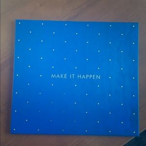 "Other - ""Make it happen"" mousepad"